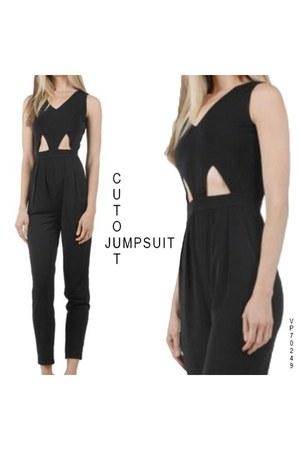 black VeryJ jumper