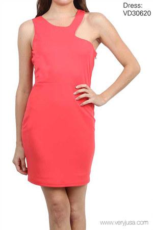 very J dress