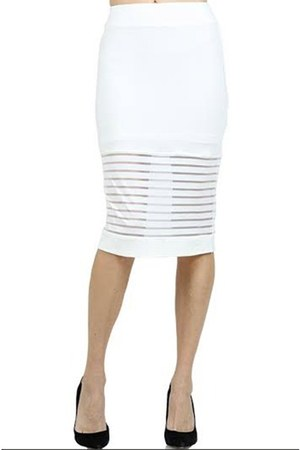 very J skirt