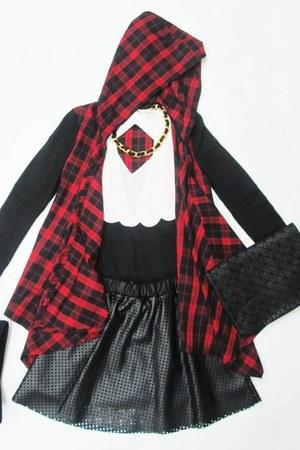 VeryJ skirt - VeryJ jacket