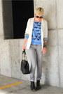 Black-dr-martens-boots-silver-grey-bu-from-malibu-jeans-white-f21-blazer