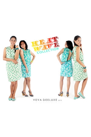 cotton Veva Deeluxe dress