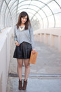 Heather-gray-knit-rag-bone-sweater-camel-ankle-boots-massimo-dutti-boots