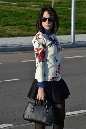 PERSUNMALL skirt - chicnova sweatshirt