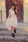 Light-pink-asos-dress