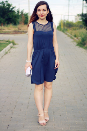 navy Oviesse dress