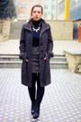 Heather-gray-vintage-coat