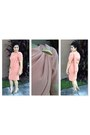 Neutral-peach-jones-new-york-dress