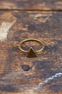Love-nail-tree-ring