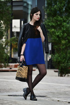 Zara bag - asos shoes - inlovewithfashion dress