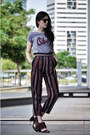 Topshop-shoes-zara-pants-obey-t-shirt