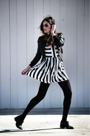 Love dress - asos shoes - H&M jacket
