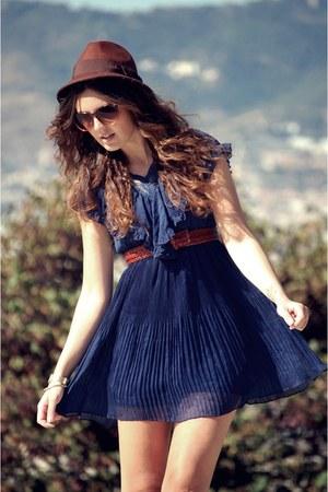 Club Couture dress - Zara hat