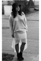 aquamarine New Yorker skirt