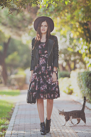 black Adamo jacket