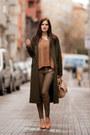 Dark-green-sheinside-coat-bronze-sheinside-sweater