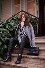 Heather-gray-tbdress-coat-black-zara-bag-black-persunmall-jumper