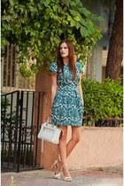 aquamarine OASAP dress