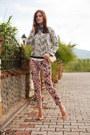 Beige-koton-bag-brick-red-zara-pants-silver-mango-sweatshirt