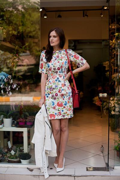 white 6ks dress