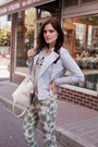 White-fashion-union-jeans-light-blue-zara-jacket