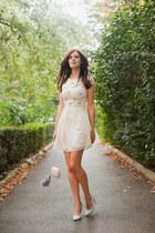 white Chi Chi dress