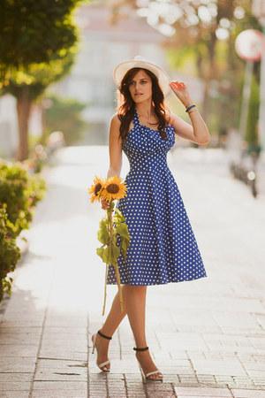 blue Dressin dress