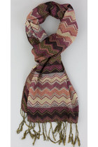 Vintage Modernism scarf