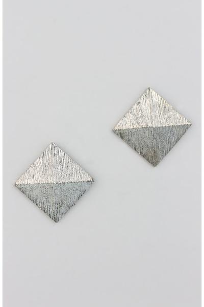 Vintage Modernism earrings