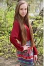 Mango-boots-asos-skirt-forever-21-blouse