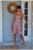 light pink jcrewcom JCrew dress