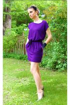 Smart Set dress - le chateau shoes