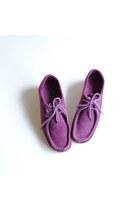 Magenta-vintage-shoes