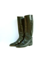 Black-vintage-boots