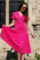 Hot-pink-katies-dress