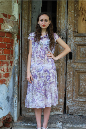 light purple Vintaholic dress