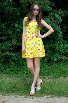 Yellow-vintaholic-dress