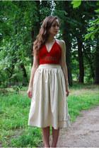 Ivory-vintaholic-skirt