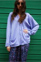 Light Purple Unknown Brand Cardigans