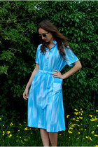 Aquamarine Unknown Dresses