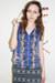 blue Lizwear vest