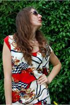Red Vintaholic Dresses
