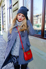 Gray-nordstrom-dress-heather-gray-united-colors-of-benetton-coat