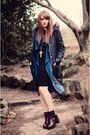 Navy-warehouse-jacket-blue-long-wearall-cardigan