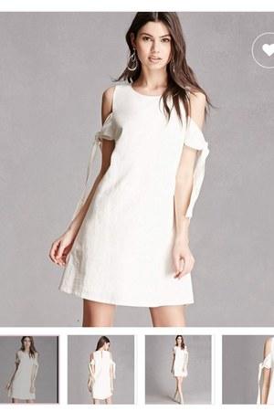whitedress Vipxchange dress