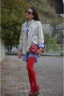 Calvin-klein-jacket-mudo-shirt-mango-bag-vintage-top
