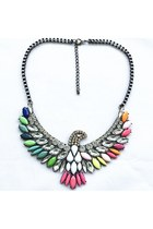 *free ship* eagle statement necklace