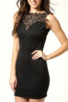 free shipping black women bodycon lace Embroidered mini dress club party