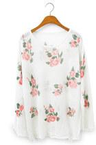 Wmyu-sweater
