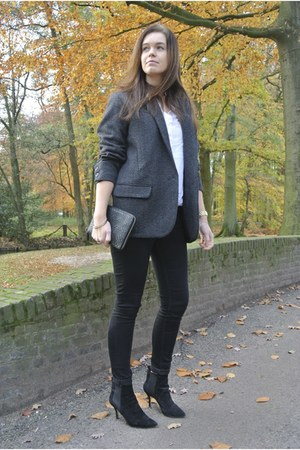 wool ISABEL MARANT POUR H&M coat - suede Michael Kors boots